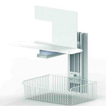 Wall mounted LCD monitor arm series model WM20